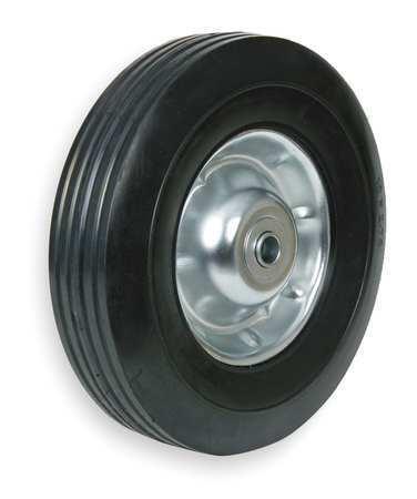 Zoro Select 1Nxc3 Semi-Pneumatic Wheel,12 In.,140 Lb.
