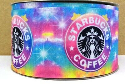 Ombre 1.5 in Arc-en-ciel environ 3.81 cm gros-grain Ribbon Hair Bow Fournitures Wholesale Starbucks