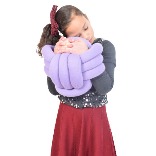 Lilac Large Cuddle Ball for Sensory /& Special Needs Education Developmental Aid