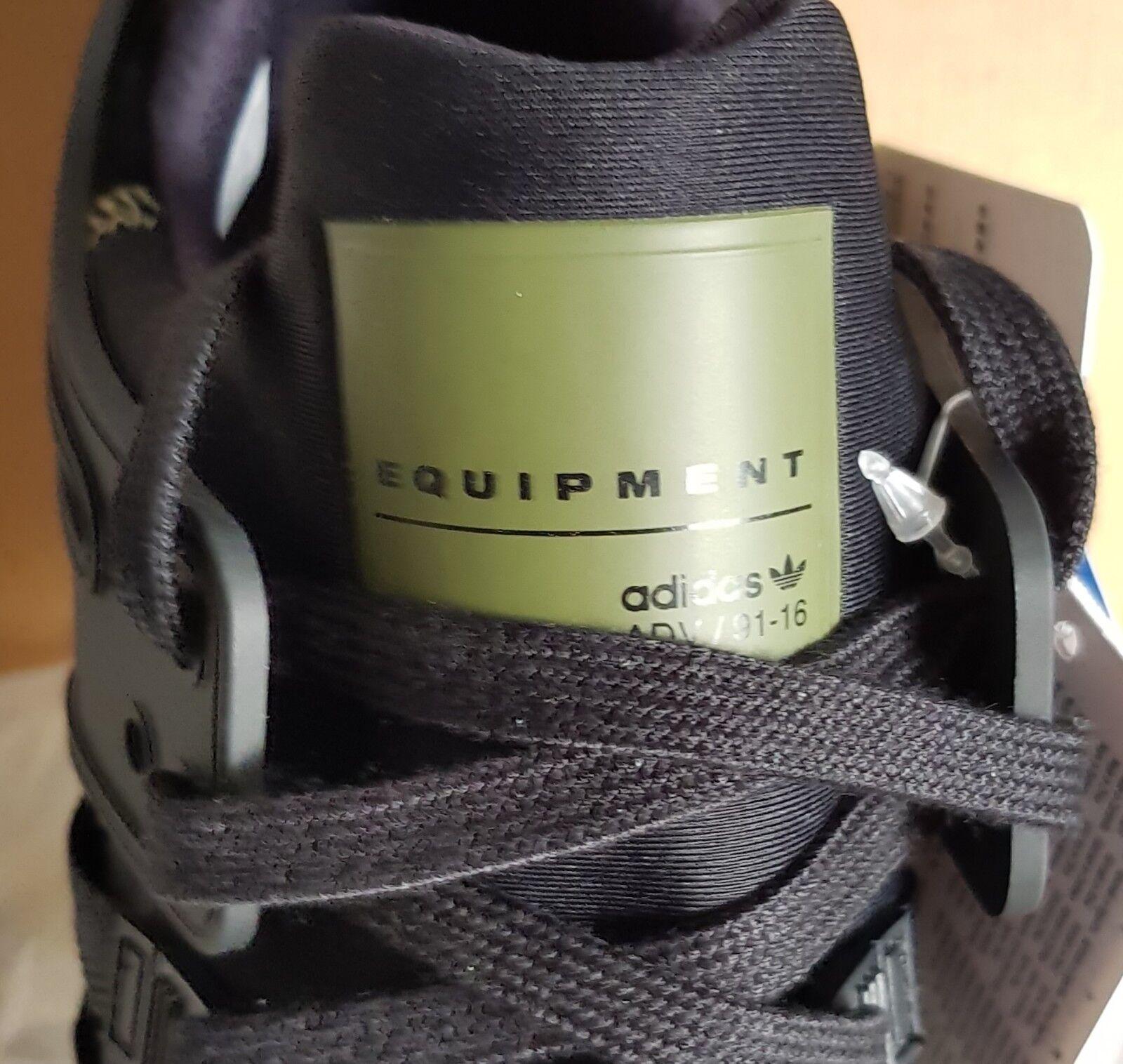Adidas eqt appoggio avanzata 91   16 oliva nera nera nera carico uomo 10,5 cm7415 | Prezzo giusto  1ab312
