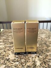 Chanel Sublimage La Creme texture supreme  - 2 Travel Size 0.17 Fl Oz