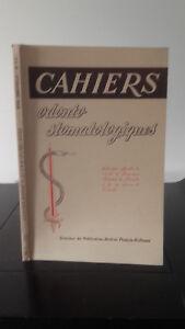 Quaderni - Odonto Stomatologici - Rivista Trimestrali N°1 - 1957 - Vol
