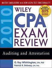 Wiley CPA Exam Review 2010, Auditing and Attestation (Wiley Cpa-ExLibrary