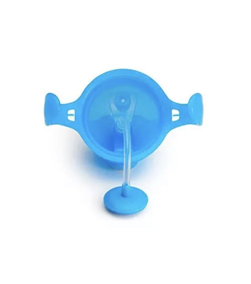 Munchkin Click Lock Tip and Sip Weighted Flexi Straw Trainer Cup 7 oz//207 ml,