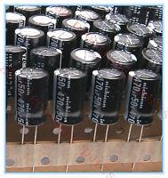 (4pcs) 470uf 50v Nichicon Electrolytic Capacitors 50v470uf ( Upgrade 35v 25v )