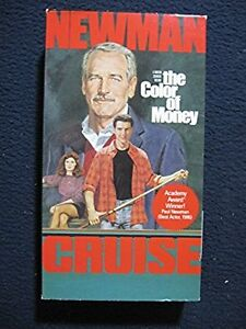 The Color Of Money [VHS] [VHS Tape] [1986]   eBay