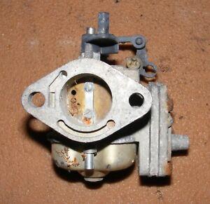 DK6A8737 1978 Mercury 200 20 HP Carburetor Parts Repair