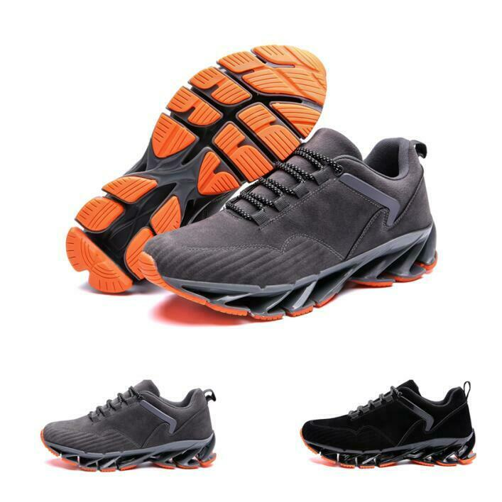 Mens Low Top Sport Outdoor Athletic Leisure Running Breathable Trainers zapatos