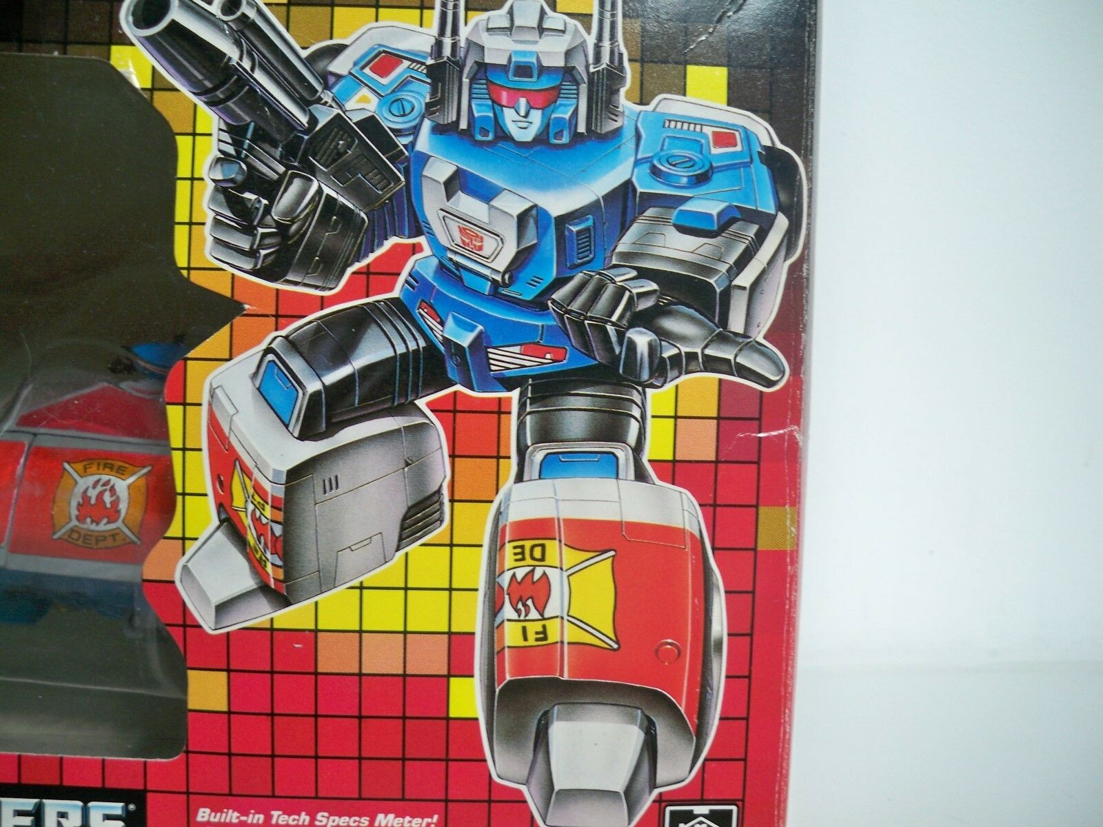 K1687023 SIREN MIB MINT IN BOX 100% COMPLETE COMPLETE COMPLETE TRANSFORMERS G1 ORIGINAL be47d5