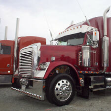 Freightliner FLD 120 Classic Condo Hood Grill 14 Louvers