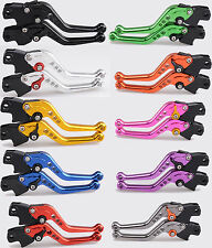 Shorty Clutch Brake Lever for Suzuki GSXR600/750/1000/1300 KATANA GSF SV650