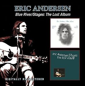 Eric-Andersen-Eric-Blue-River-Stages-Lost-Album-New-CD-UK-Import