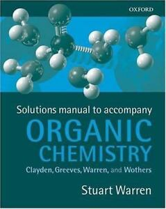 Organic Synthesis The Disconnection Approach 2nd Edition Pdf