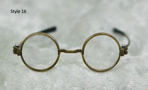 1-3-1-4-BJD-SD-60cm-45-eye-glasses-eyeglasses-Dollfie-Gold-rims-round-HP-sty-16