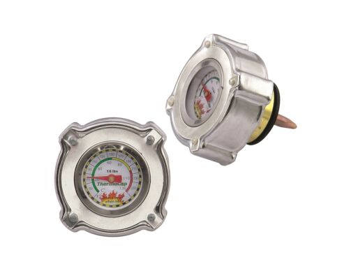 TM Mr Gasket 2473S Radiator Cap-Thermocap
