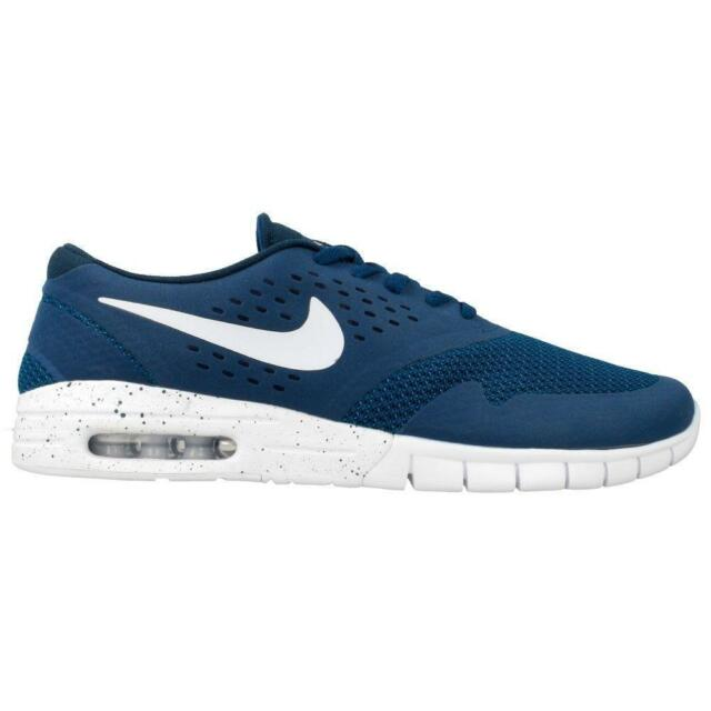 low priced 81dd0 5f0d7 Mens NIKE ERIC KOSTON 2 MAX Blue Force Trainers 631047 401