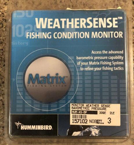 Humminbird como-Bp Weather sentido Sensor de pressão barométrica Novo Na Embalagem Lacrado