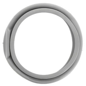 Genuine Indesit Washing Machine Door Seal Bellow Grey