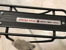 Black Includes Hardware Planet Bike Eco Rear Rack