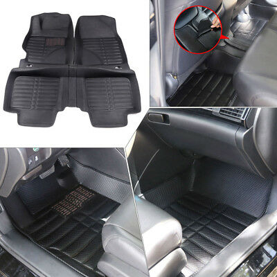 Fit For Ford Edge 2007-2013 Floor Mats FloorLiner All Weather Liner Mat Fly5D