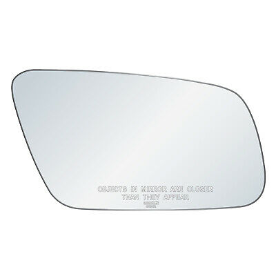 685RC 99-05 Audi A4 A6 A8 S4 S6 S8 Mirror Glass Passenger Side Right ADHESIVE