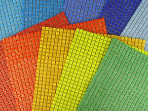 841 tiles Tesserae Tessera Mosaic Tiles New Spring Green 10mm vitreous tiles