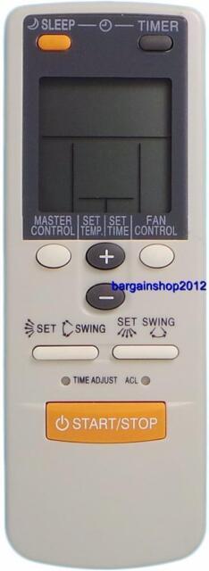 Fujitsu Air Conditioner Remote Control AR-DB1 AR-DL2 AR-DB5 AR-BB1 AR-JW1