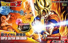 Super Saiyan Son Gokou - Goku Dragonball Z Figure Rise Standard Model Kit Bandai