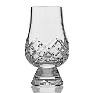 The Glencairn Cut Crystal Whisky Tasting Glass