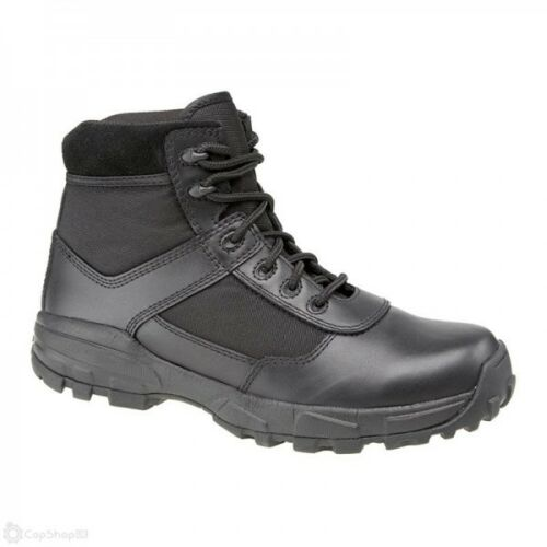 Combat Grafters Genuine Boot Army Stealth Security 6inch Police Cadet M497a ORwqXwnH