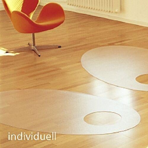 Bodenschutzmatte Bodenschutzmatten Stuhlmatte zum Schutz Ihres Fussbodens ⭐⭐⭐⭐⭐