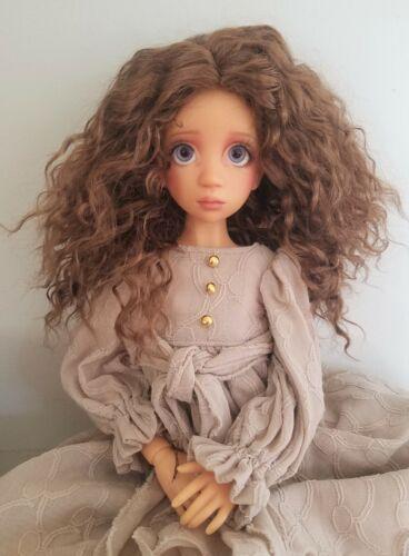 Monique ELLOWYNE ROSE Wig 7//8 Little Darlings My Meadow Frost in REDDISH BROWN