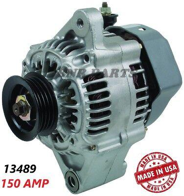 New High Output 130 Amp HD Alternator European  Toyota Paseo  Tercel  1996-1999