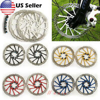 One Pair For Avid G3 Cs Clean Sweep Mountain Bike Bicycle Disc Brake Rotor 160mm