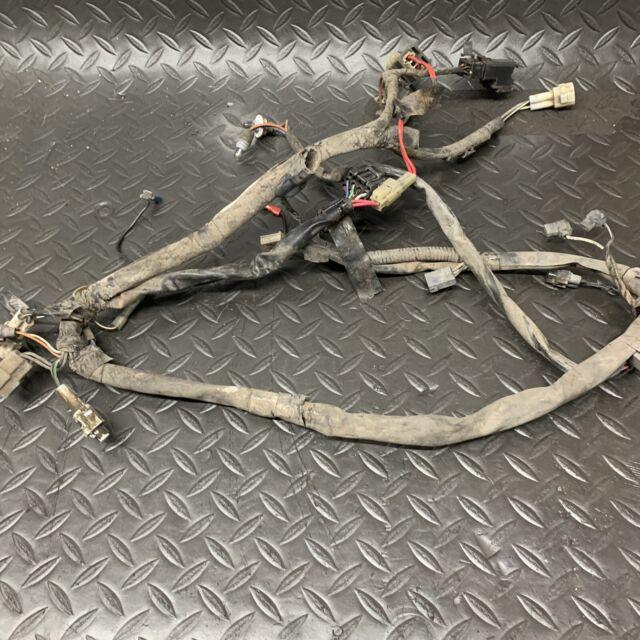 04 suzuki ltz250 ltz 250 wire harness electrical wiring