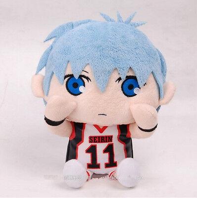 Kuroko No Basuke Plush Doll TETSUYA KUROKO 11 Cosplay Anime  Soft Toy