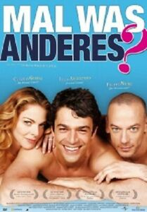 LUCA-ARGENTERO-FILIPPO-NIGRO-CLAUDIA-GERINI-MAL-WAS-ANDERES-DVD-NEUF