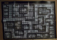 "Dungeons and Dragons DnD TSR 2003  WOTC ""Battle Grid"" Map 26"