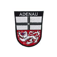 Aufnaeher Patches Applikation 11,5x5,7cm Alpen Nationalpark Berchtesgarden 01698