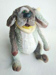 Teddy-Big-Dog-Martin-OOAK-Artist-Teddy-by-Voitenko-Svitlana
