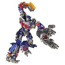 SCI-FI Revoltech Transformers Dark of the Moon OPTIMUS PRIME JAPAN F/S J4480