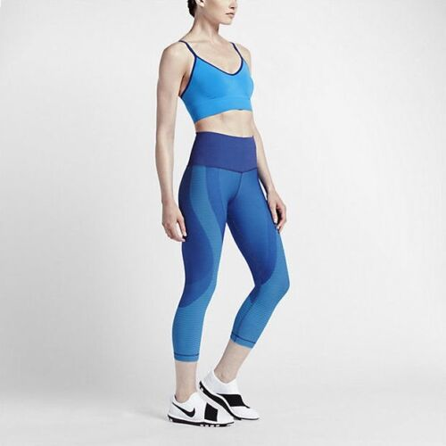 Capri Modellare Miura Xs Nike Per Collant Blu Palestra Zonata Donna EqSwXxBPU