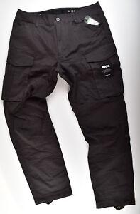 Combat star Jeans L34 Rovic Qane Pantaloni Sciolto G W34 Raw 7YWqdzw00