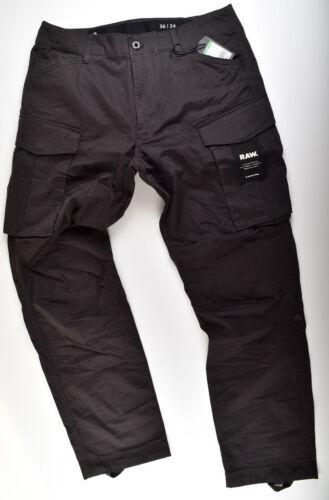 Qane L34 Rovic Sciolto star Raw G W34 Pantaloni Combat Jeans Cwqt6xP4