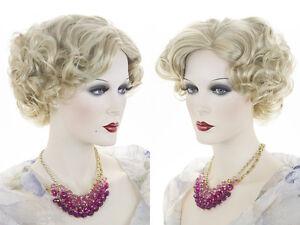 Medium-Length-Short-Blonde-Brunette-Red-Wavy-Curly-Wigs