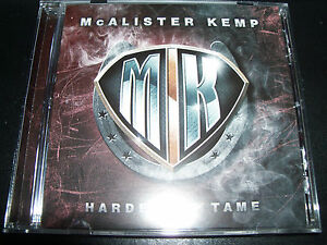 McAlister-Kemp-Harder-To-Tame-Australian-Signed-Autographed-CD-NEW