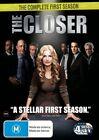 The Closer : Season 1 (DVD, 2007, 4-Disc Set)