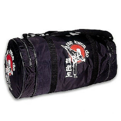Tae Kwon Do Equipment Duffel Bag TKD Gym Workout  Gear Sport Bag