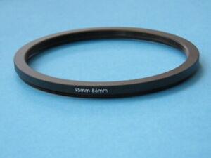 Filteradapter Step-Up Ring 82mm-95mm Adapterring