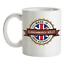 Made-in-Llangammarch-Pozzi-Mug-Te-Caffe-Citta-Citta-Luogo-Casa miniatura 1